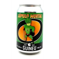 Guineu Lúpulo Mortal