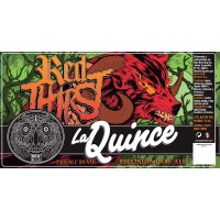 La Quince Red Thirst