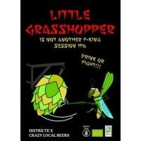 Districte X Little Grasshopper