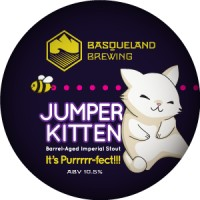 Basqueland Jumper Kitten