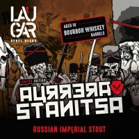Laugar Aurrera Stanitsa Bourbon Barrel Aged