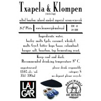 De Molen / Laugar Txapela & Klompen