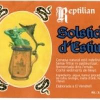 Reptilian Solstici d`estiu