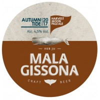 Mala Gissona Autumn Tide 2017