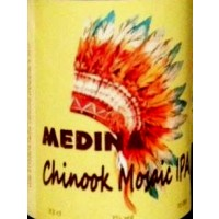 Medina Chinook Mosaic IPA
