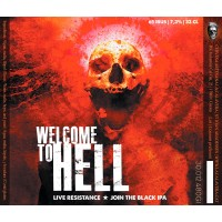 La Calavera Welcome To Hell