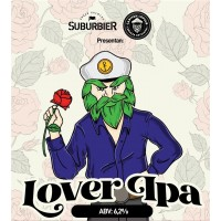 Suburbier / Capitán Lúpulo Lover IPA