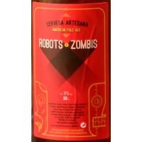 La Birreria Robots i Zombis