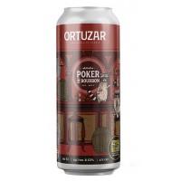 Ortuzar Poker Con Bourbon