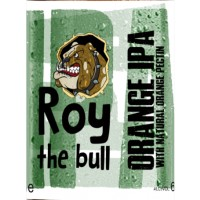 Roy The Bull Orange IPA