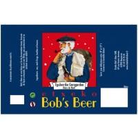 Etxeko Bob's Beer Eguberriko Garagardoa Bière de Noël