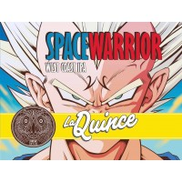 La Quince Space Warrior
