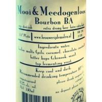 De Molen Mooi & Meedogenloos Bourbon BA