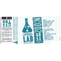 La Pirata Lab Nº 002 Gose