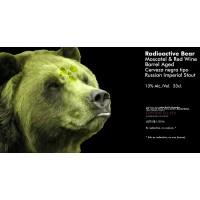 El Oso y el Cuervo Radioactive Bear