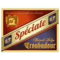 Troubadour Spéciale