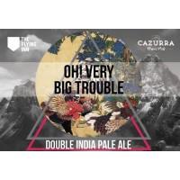 The Flying Inn / Cazurra Brew Pub Oh! Very Big Trouble