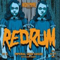 Drunken Bros Redrum with Blood Orange