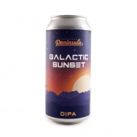 Península Galactic Sunset