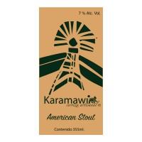 Karamawi American Stout