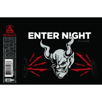 Arrogant Enter Night Pilsner