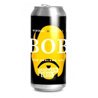 Drunken Bros Bob