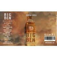 Brew & Roll Big Ben