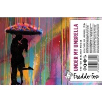 Freddo Fox Under My Umbrella