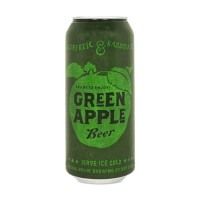 Nickel Brook Green Apple Beer