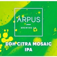 Arpus DDH Citra Mosaic IPA