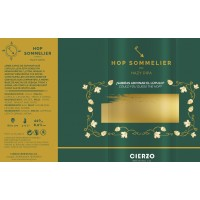 Cierzo Hop Sommelier: Green