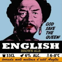 Gatgraz English Brown Ale
