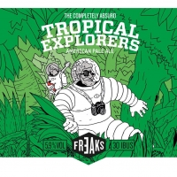 Freaks Brewing Tropical Explorers