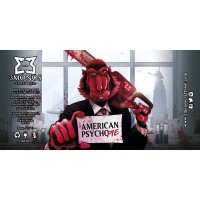 3Monos American Psycho Pie