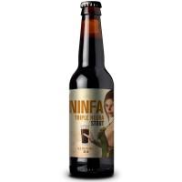 Boris Brew / Domus Ninfa Triple Negra Stout