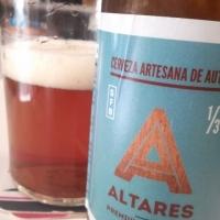 Altares Premium Beer from Valencia