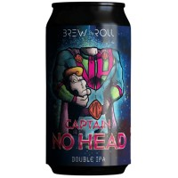 Brew & Roll Capitan No Head