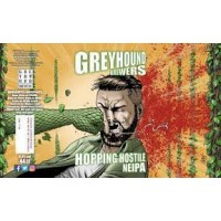 Greyhound Brewers Hopping Hostile