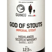 Guineu / RentOn God of Stouts