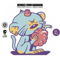 La Pirata / Maresme Berries From Barbaria