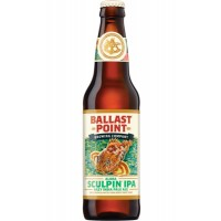 Ballast Point Aloha Sculping