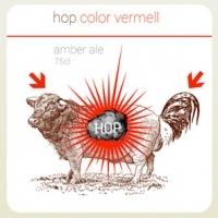 Hop Color Vermell