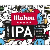 Mahou Session IPA