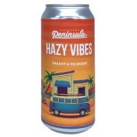 Cervecera Península Hazy Vibes Galaxy & Vic Secret