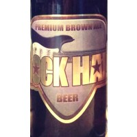 Rock Hall Beer Premium Brown Ale