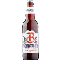 Bombardier Amber Beer - Premium British Ale - Glorious English Ale