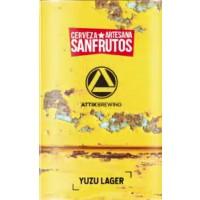 Sanfrutos / Attik Yuzu Lager