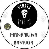 La Pirata Pils Mandarina Bavaria