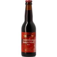 Sori Brewing Anniversary Barley Wine 2019