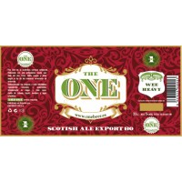 The One Scotish Ale Export 80